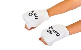 Накладки (перчатки) для карате Daedo BO-5487-W белые