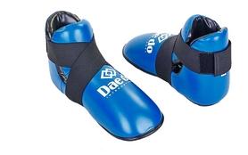 Футы для кикбоксинга, тхэквондо Daedo VL-5821-B синие