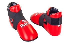 Футы для кикбоксинга, тхэквондо Daedo VL-5821-R красные