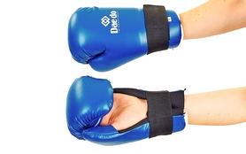 Перчатки для тхэквондо Daedo VL-5823-B синие