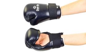 Перчатки для тхэквондо Daedo VL-5823-BK черные