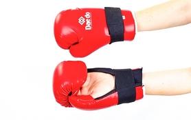 Перчатки для тхэквондо Daedo VL-5823-R красные