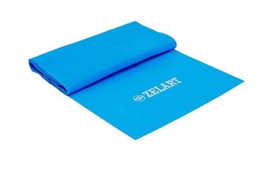 Лента для пилатеса Pro Supra FI-6306-1,2(4) голубая