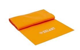 Лента для пилатеса Pro Supra FI-6306-1,2(8) оранжевая