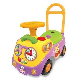 Машинка-толокар чудомобиль Kiddieland Первое Авто Винни