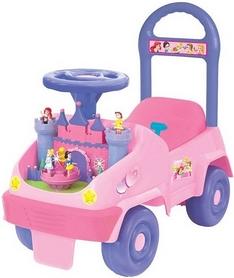 Машинка-толокар чудомобиль Kiddieland Принцесса