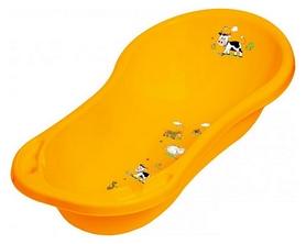 Ванночка детская Funny Farm PrimaBaby желтая (100х51х31 см)
