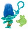Игрушка с клипсой Тролли Zuru TrollsTrue Coloe Branch 10,5 см синяя