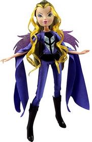 Кукла Winx Trix Волшебница Дарси 27 см фиолетовая