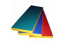 Мат Kidigo 1,2х1х0,1м (синий, красный, зеленый)