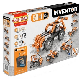 "Конструктор Engino Inventor Motorized ""50 в 1"" 5030"