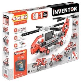 """Конструктор Engino Inventor Motorized """"90 в 1"""" 9030"""