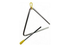 Треугольник музыкальный Bino 86564