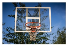 Щит баскетбольный SS00053 (120х90 см)