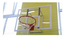 Щит баскетбольный SS00055 (120х95 см)