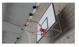 Щит баскетбольный SS00056 (90х60 см)