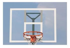 Щит баскетбольный SS00425 (100х80 см)