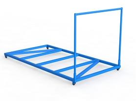 Тележка для перевозки гимнастических матов SS00499