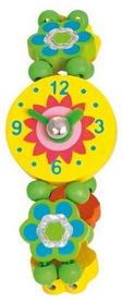 Часы-пазлы Bino 9987130 желтые