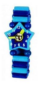 Часы-пазлы Bino 9987120 голубые