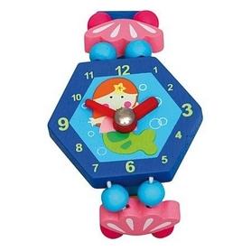 """Часы-пазлы Bino """"Фея"""" 9086041 голубой"""