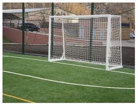Ворота футбольные без полосок SS00357