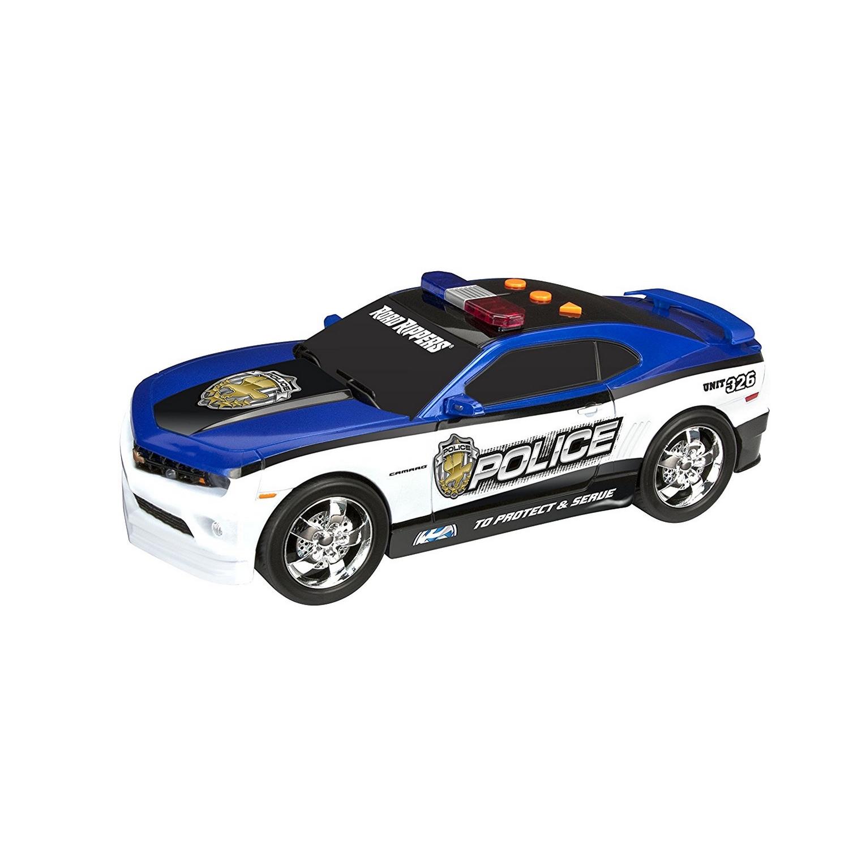 """Машинка полицейская Toy State """"Chevy Camaro Protect&Serve"""", 25 см"""