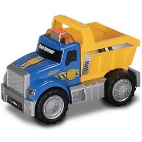 """Машинка Toy State Городская техника """"Самосвал"""" со светом и звуком, 18 см"""