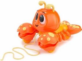 Игрушка-каталка на веревочке Little Tikes Веселый лобстер