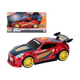 "Машинка Toy State Nissan 370Z ""Крутой разворот Sebastien Loeb ралли "" со светом и звуком, 21см"
