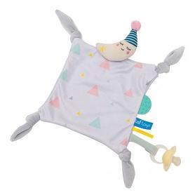 Игрушка-одеяльце развивающее Taf Toys Сонный Месяц