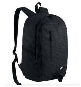 Рюкзак городской Nike NK All Soleday Bkpk P черный BA5231-013 38 л