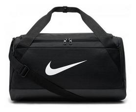 Сумка спортивная Nike NK BRSLA S Duff черная BA5335-010 35 л