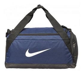 Сумка спортивная Nike NK BRSLA S Duff синяя BA5335-410 35 л