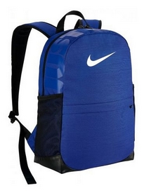 Рюкзак городской Nike Y Nk Brsla Bkpk синий BA5473-480 18 л