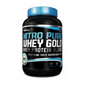 Протеин Biotech Nitro Pure Whey Gold (908 г)
