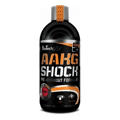 Аминокислоты Biotech AAKG Shock Extreme (1000 мл)