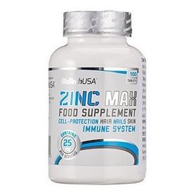 Минерал Biotech Natural Zinc (100 таблеток)