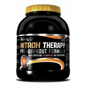 Комплекс предтренировочный Biotech Nitrox Therapy (340 г)