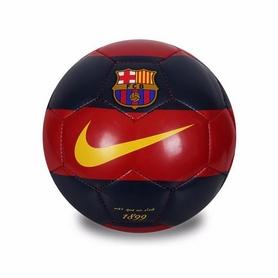 Мяч футбольный (сувенирный) Nike 1 FC Barselona Skills SC2682-618