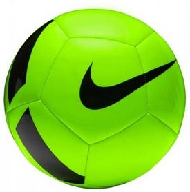Мяч футбольный Nike Pitch Team 5 зеленый