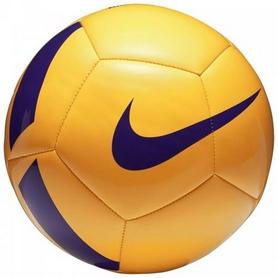 Мяч футбольный Nike Pitch Team 5 желтый