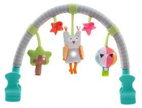 Дуга для коляски музыкальная Taf Toys Лесная Сова