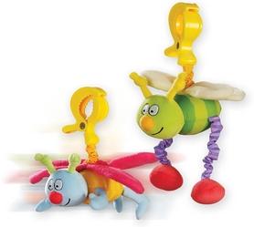 Игрушка-подвеска на прищепке Taf Toys Жужу