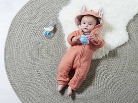 Фото 2 к товару Погремушка Taf Toys Сонный Месяц