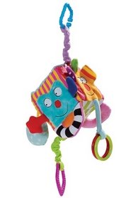 Игрушка-кубик развивающая Taf Toys Играем с Куки