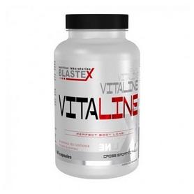 Комплекс витаминов и минералов Blastex Xline Vitaline (60 капсул)