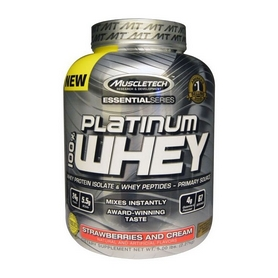 Протеин Muscletech Platinum 100% Pure Whey (2200 г)