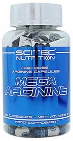 Аргинин Scitec Nutrition Mega Arginine (90 капсул) PZ-217