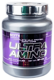 Аминокомплекс Scitec Nutrition Ultra Amino (500 капсул)